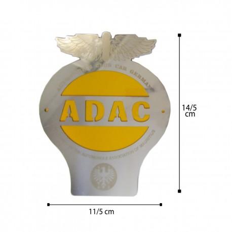 آرم جلو پنجره ADAC کد 1114 زرد