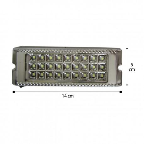چراغ سقف 27 ال ای دی(LED)