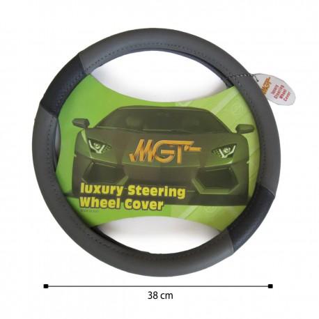 روکش فرمان MGT حلقه ای طوسی فیلی کد 2142