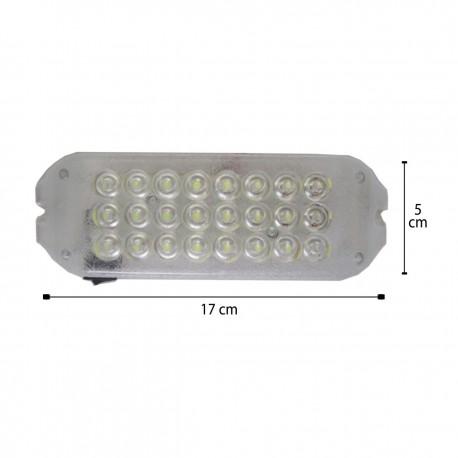 چراغ سقف الدی سفید کد 175