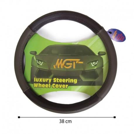 روکش فرمان MGT حلقه ای قهوه ای کد 2112