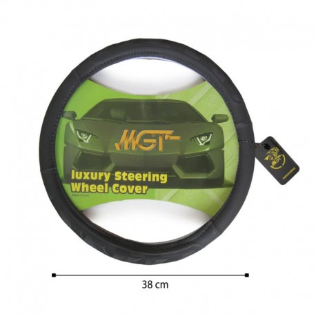 روکش فرمان MGT حلقه ای طوسی کد 5075