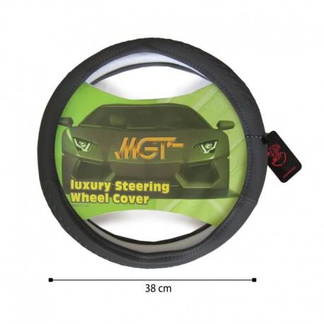 روکش فرمان MGT حلقه ای طوسی کد 5078