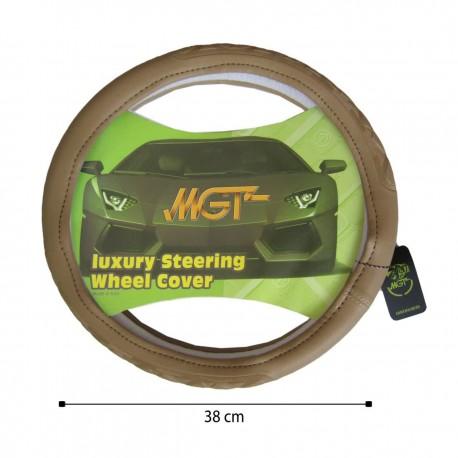 روکش فرمان MGT حلقه ای کرم کد 5061