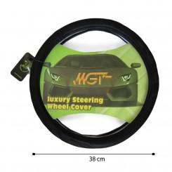 روکش فرمان MGT حلقه ای مشکی کد 5022