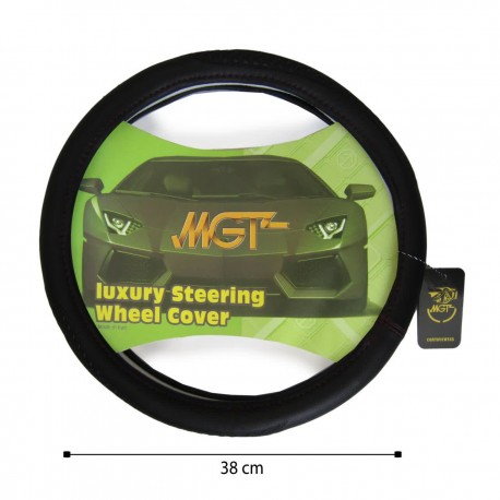 روکش فرمان MGT حلقه ای مشکی کد 5005