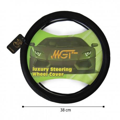 روکش فرمان MGT حلقه ای مشکی کد 5025