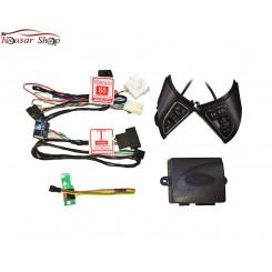 کروز کنترل نوتاش مدل EAGLE EYES خودرو S5 دنده ای با رابط کاربری بلوتوث