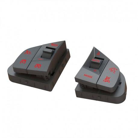 کروز کنترل نوتاش EAGLE EYES آریو Z300 اتومات (رابط کاربری بلوتوث)