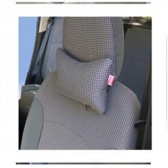 روکش صندلی پژو 206 هایکو طرح ناتیس (پشت صندلی چرم)