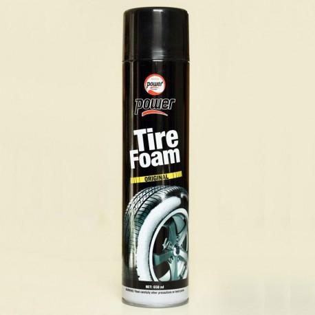 اسپری تمیز کننده لاستیک پاور