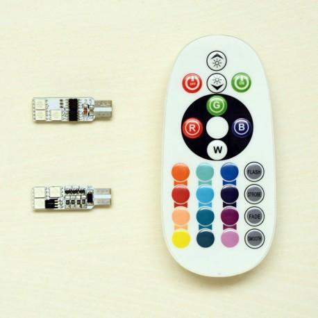 لامپ SOB کنترل دار رنگی