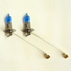 لامپ H3 نایکو نور پایین و بالا و پروژکتور سمند