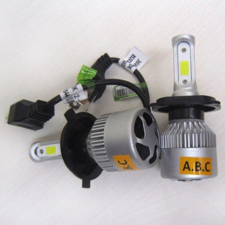 لامپ H4 نور بالا و پایین پراید وانت (هد لایت G2)