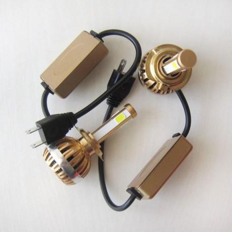 لامپ H7 نور بالا مگان (هد لایت X5 چهار طرفه)