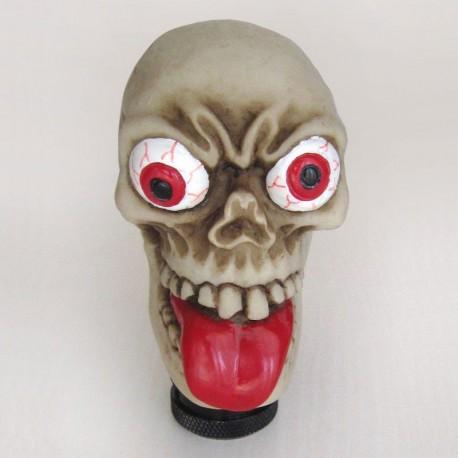 سر دنده اسکلت چشم قرمز