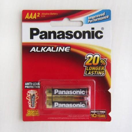 باطری نیم قلمی Panasonic