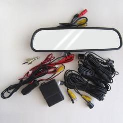 مانیتور آینه ای همراه با دوربین Claro
