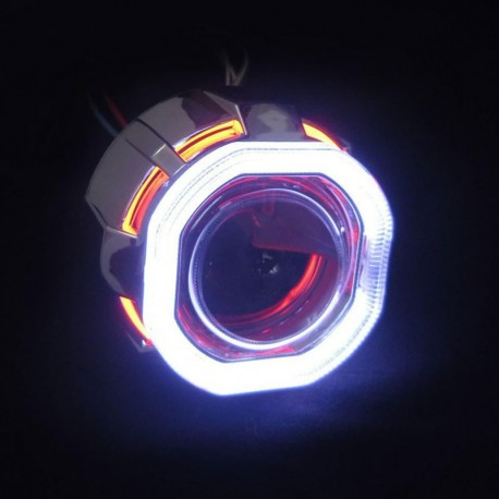 لنز داخل چراغ 2 نئون