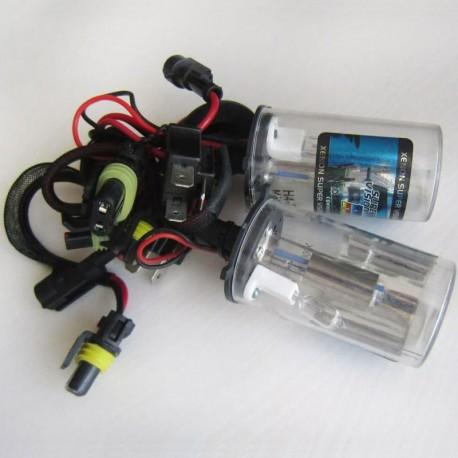 لامپ زنون H4 نور بالا و پایین پژو 206