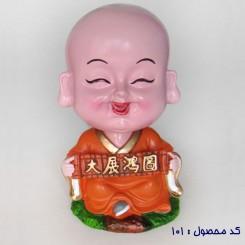 مجسمه چینی سر لرزان