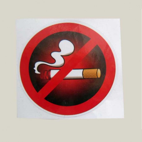 برچسب سیگار کشیدن ممنوع