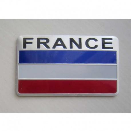 آرم پرچم فلزی فرانسه