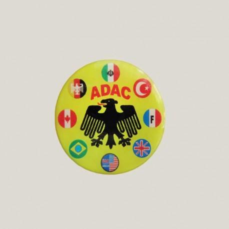 آرم ADAC گرد ژله ای