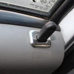 استیل دورشاسی قفل